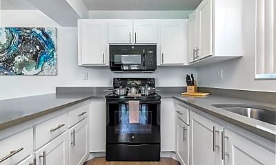 Kitchen, Water Terrace, 1