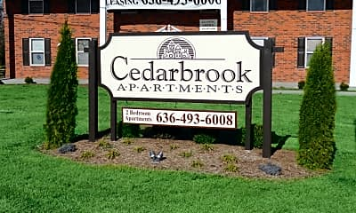 Cedarbrook Apartments, 2