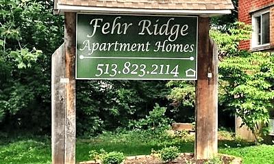 Community Signage, 4462 Fehr Rd, 0