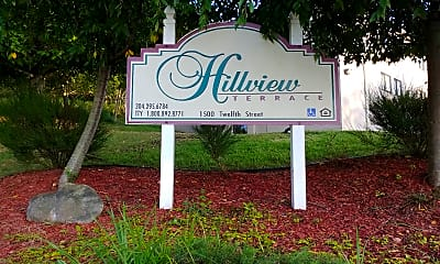 Hillview Terrace, 1