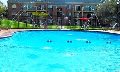 Pool, Georgetown Apartments, 1