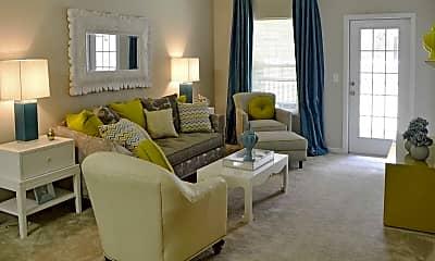Living Room, Kilnsea Village, 1