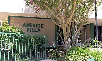 Amerige Villa, 1