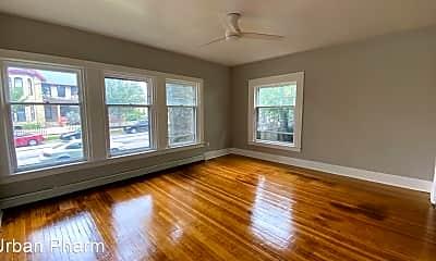 Living Room, 322 Cherry St SE, 1