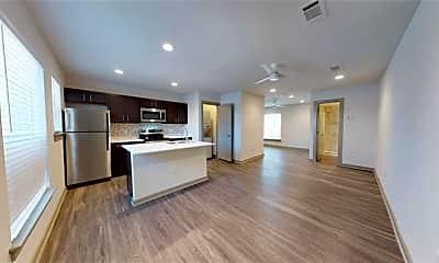 Living Room, 6304 Prospect Ave 203, 0