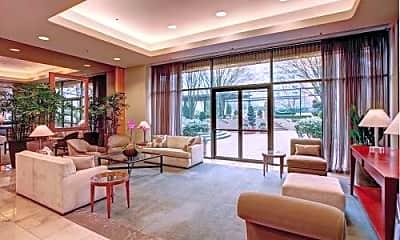 Living Room, 1301 Spring St, 1
