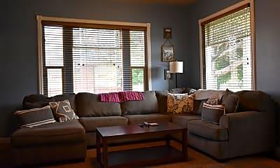 Living Room, 337 W 200 S, 0