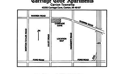 Carriage Cove Apartments, 1