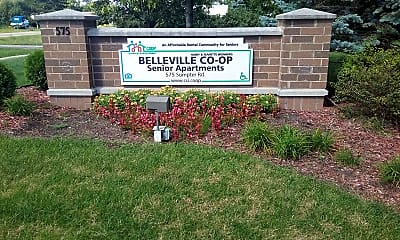 Belleville Co-op, 1