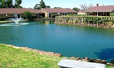 Lake, Midland Village, 0