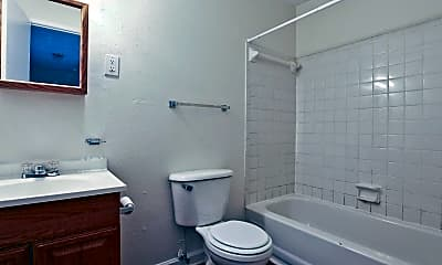 Bathroom, Gretna Village, 2