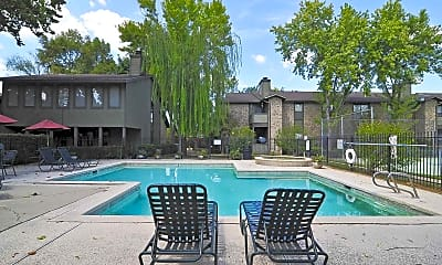 Pool, Sommerset Apartments, 0