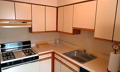 Kitchen, Greenbank Manor Apartments, 1