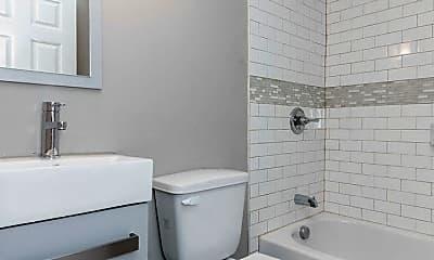 Bathroom, 108 W Saratoga St, 1