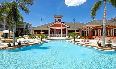 Pool, M South, 0
