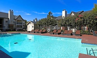 Pool, Villas At Countryside Apartments, 2