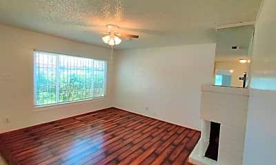 Living Room, 6129 Leola Way, 1