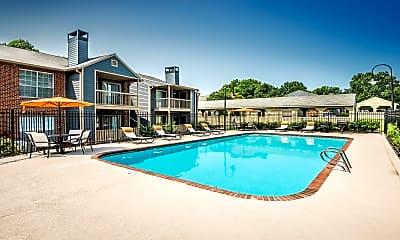 Pool, Colonial Village At Hampton Glen, 0