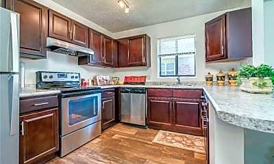Kitchen, 256 Michigan Ave A, 1