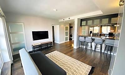 Living Room, 250 President St 611, 0