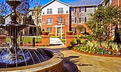 Building, Princeton Court, 1