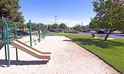 Playground, Lakewood Terrace Apartments, 2