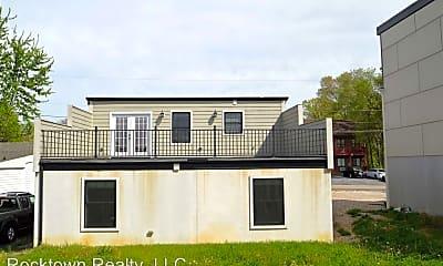 Patio / Deck, 539 Norwood St, 2