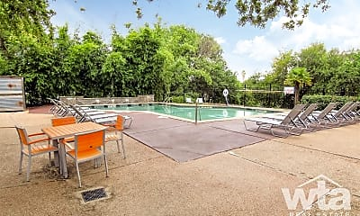 Pool, 1600 Royal Crest Dr, 1