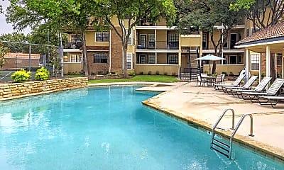 Pool, Remington Hills At Las Colinas, 1