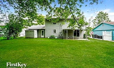 Building, 3417 Kroehler Dr, 2