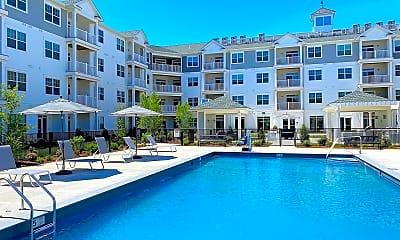 Pool, Harbor Heights, 1