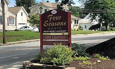 Four Seasons North Apartments, 1