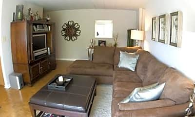 Living Room, The Wayne House, 1