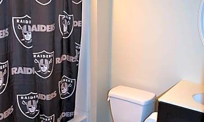 Bathroom, 3117 SW Crest Dr, 2
