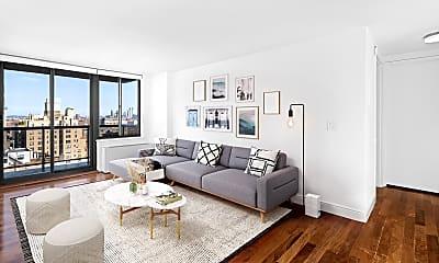 Living Room, 290 3rd Ave 24E, 0