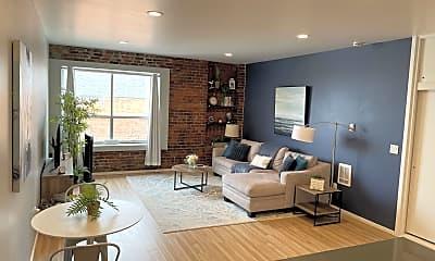 Living Room, 2826 Rucker Ave, 1