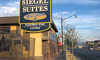 Siegel Suites, 1
