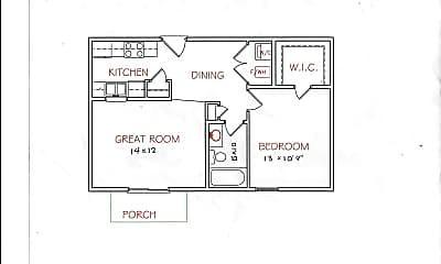 Building, 901 N 6th St, 2