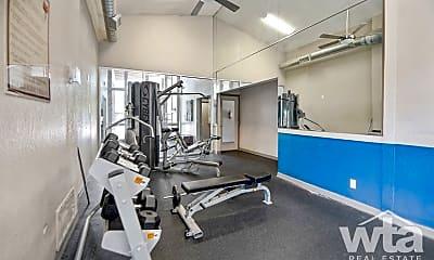 Fitness Weight Room, 7201 Hart Ln, 2