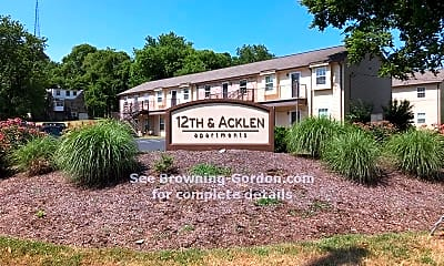 Community Signage, 1303 Acklen Avenue #204, 0