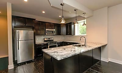 Kitchen, 1200 S 21st St B, 0