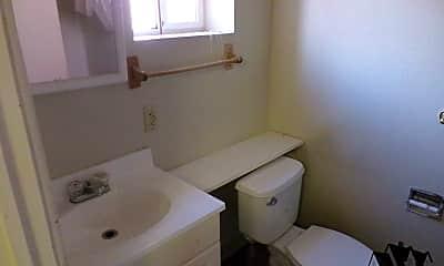 Bathroom, 420 W 10th St, 2