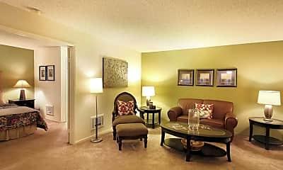 Living Room, Eucalyptus Grove, 1