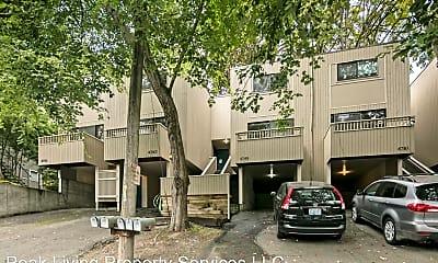 Building, 4745 Ravenna Ave NE, 2