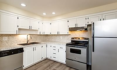 Kitchen, Carnaby Village Townhomes, 0