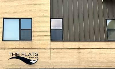 The Flats on the Fox, 1