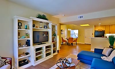 Living Room, IMT Park Encino, 0