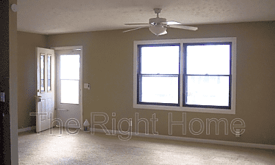 Living Room, 1207 Bryan Ave, 1