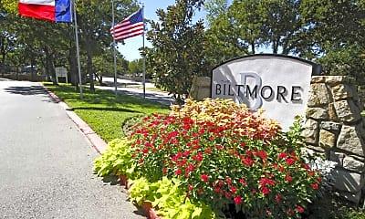 Community Signage, The Biltmore, 0