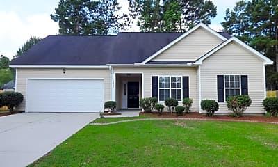 Building, 1405 Blue Pine Drive, 0